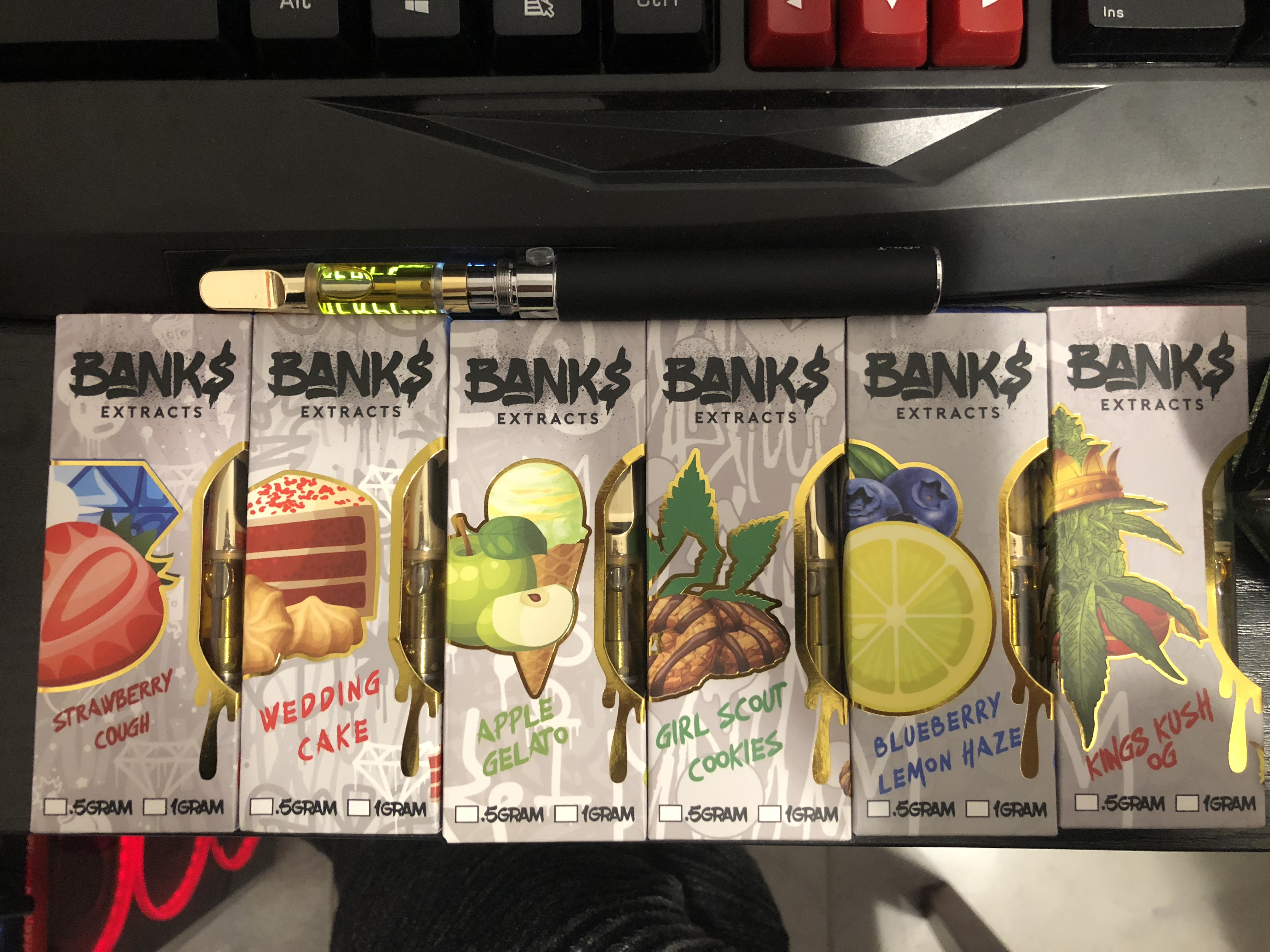 Stoney Patch Gummies 350MG | Cannabis Menus By Leoking819 | LeafedIn