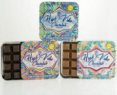 High Vibe Chocolate | Cannabis Menus By
