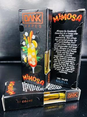 !!!NEW!!! - DANK VAPES: Mimosa